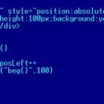 JavaScript 2. Взаимодействие со стилями css