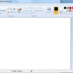 Paint, Microsoft Office 2013
